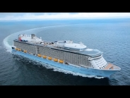 El Quantum of the Seas ya navega